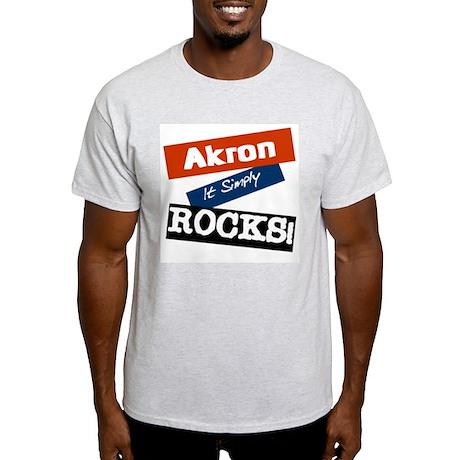 Aho Falls Rocks Light T-Shirt