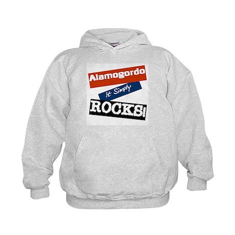Alamogordo Rocks Kids Hoodie