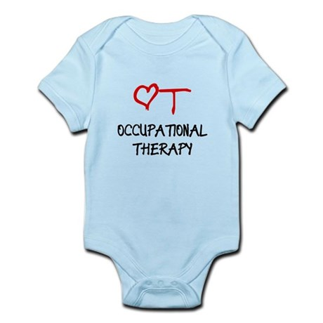 Occupational Therapy Heart Body Suit