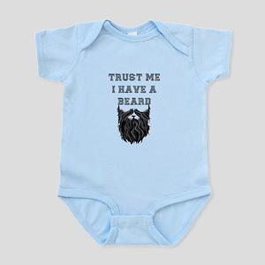 Trust Me I have a Beard Body Suit