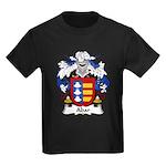 Abar Family Crest Kids Dark T-Shirt