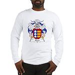 Abar Family Crest Long Sleeve T-Shirt