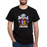 Abar Family Crest Dark T-Shirt