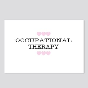 OT Occupational Therapy H Postcards (Package of 8)