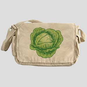 Cabbage Messenger Bag