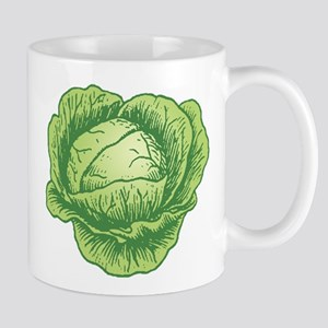 Cabbage Mugs