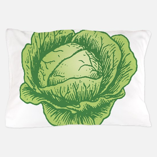 Cabbage Pillow Case