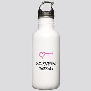 OT Heart Occupational Stainless Water Bottle 1.0L
