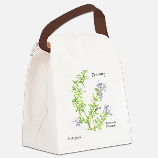 Rosemary Canvas Lunch Bag