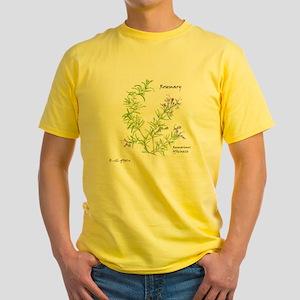 Rosemary Yellow T-Shirt