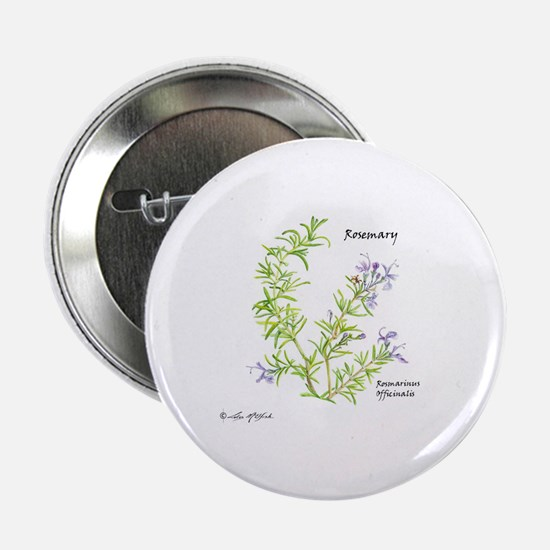 """Rosemary 2.25"""" Button"""