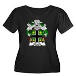 Abaeto Family Crest Women's Plus Size Scoop Neck D
