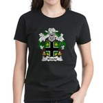 Abaeto Family Crest Women's Dark T-Shirt