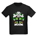 Abaeto Family Crest Kids Dark T-Shirt