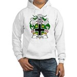 Abaeto Family Crest Hooded Sweatshirt