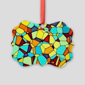 Mosaic Picture Ornament