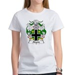 Abaeto Family Crest Women's T-Shirt