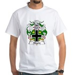 Abaeto Family Crest White T-Shirt