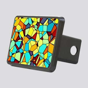Mosaic Rectangular Hitch Cover