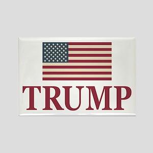 Trump 2016 Flag Magnets