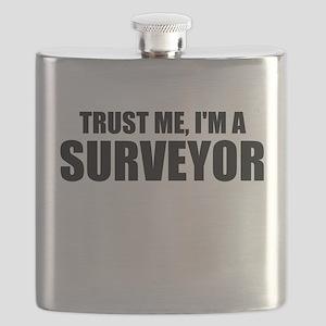 Trust Me, I'm A Surveyor Flask