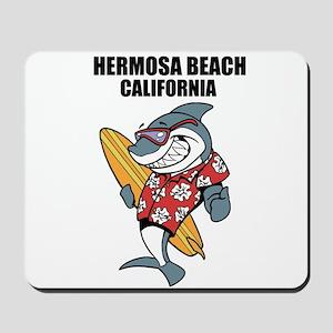 Hermosa Beach, California Mousepad