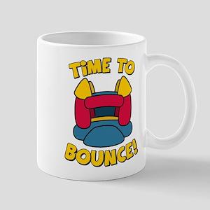 Time To Bounce Mugs