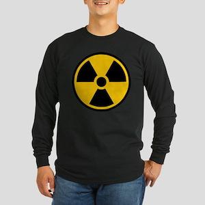 Radioactive Symbol Long Sleeve T-Shirt