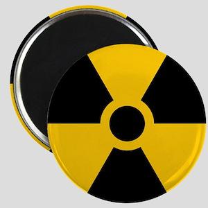 Radioactive Symbol Magnets