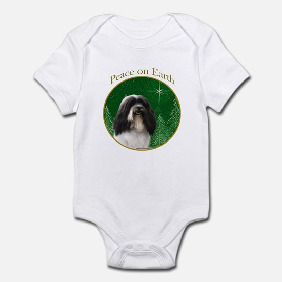 Havanese Peace Infant Bodysuit