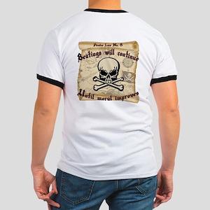 Pirates Law #8 Ringer T