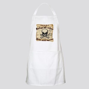 Pirates Law #8 Apron