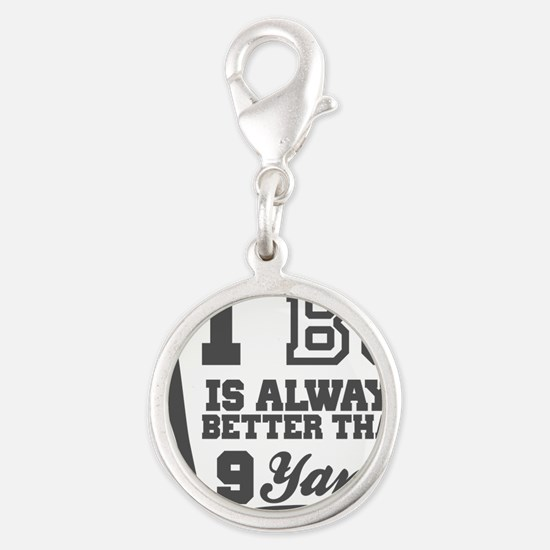 1 BJ Is Better Than 9 Yanks Charms