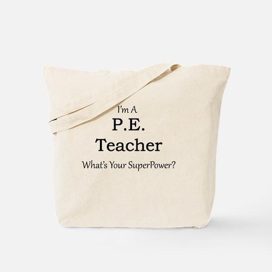 Unique Occupations teacher Tote Bag