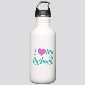 I Love My Husband Stainless Water Bottle 1.0L