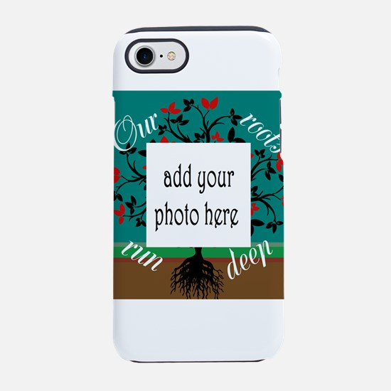Our roots run deep: personalize iPhone 8/7 Tough C