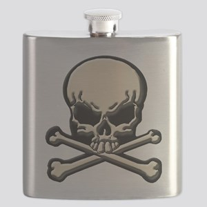 Pirates Law #8 Flask