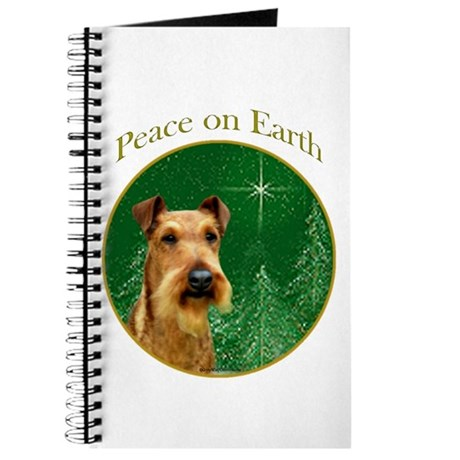 Irish Terrier Peace Journal