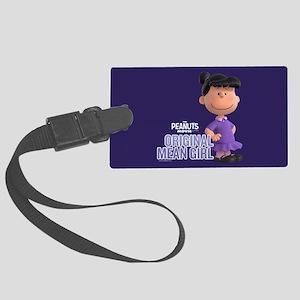 Violet - Original Mean Girl Large Luggage Tag