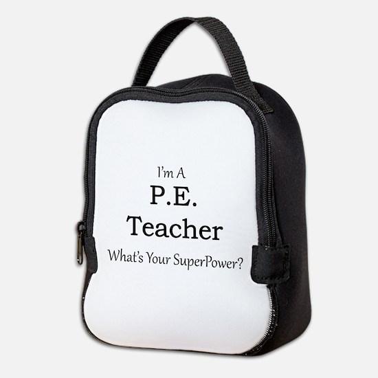 P.E. Teacher Neoprene Lunch Bag