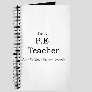 P.E. Teacher Journal