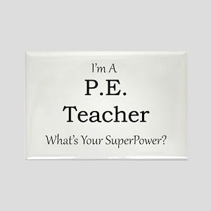 P.E. Teacher Magnets