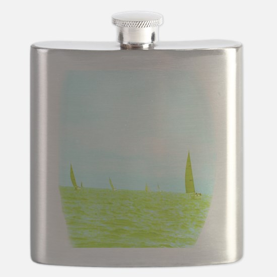 Peaceful Sailing Margaret's Fave Flask