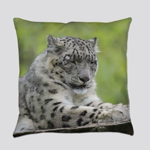 Leopard009 Everyday Pillow