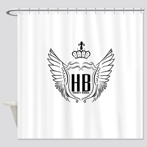 Hb Shower Curtain