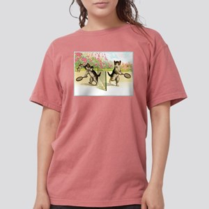 VINTAGE CAT AR T-Shirt