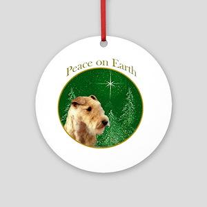 Lakeland Peace Ornament (Round)