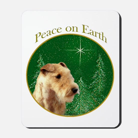 Lakeland Peace Mousepad