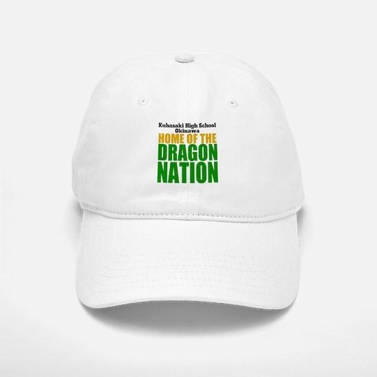 Dragon Nation Big Baseball Baseball Cap