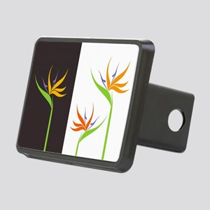 Bird of Paradise Flowers Hitch Cover
